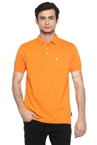 FCUK -  Orange T-shirts - Main