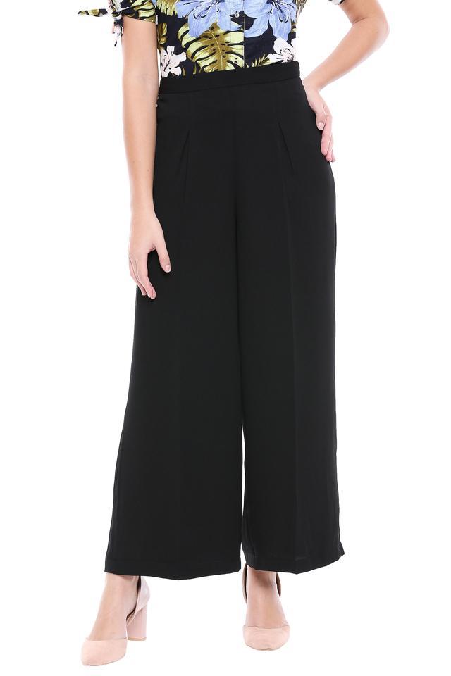 STOP - BlackTrousers & Pants - Main