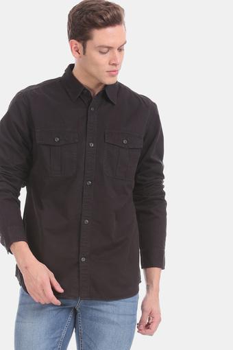 GAP -  BlackCasual Shirts - Main