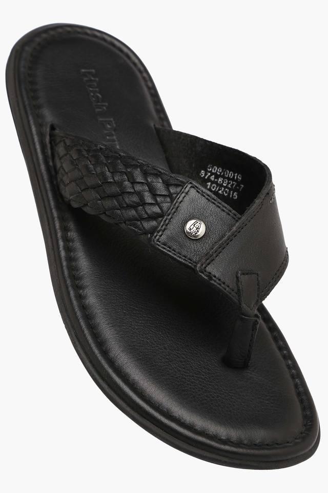Leather Leather Mens Leather Mens Slippers Mens Slip Slip On On Slippers ED29HI