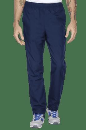 REEBOKMens 2 Pocket Solid Track Pant