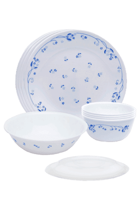 CORELLE Dinner Set (Set Of 10) - Provincial Blue
