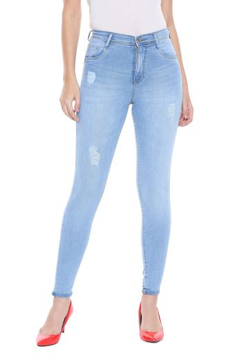 KRAUS -  Mid Blue Kraus Buy 2 Get Rs. 300 OFF Buy 3 Get Rs 500 OFF - Main