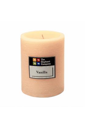 THE ELEPHANT COMPANYPillar Candles - Scented Vanilla