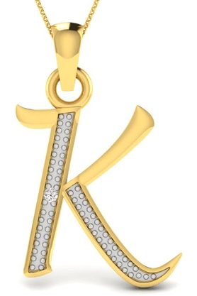SPARKLESHis & Her Collection 92 Kt His & Her Diamond Pendants In 925 Sterling Silver And Real Diamond - 0.01 Cts HHP10114-92KT