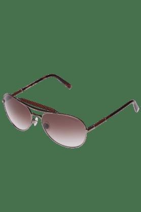 TRUSSARDIMens Aviator Brown Gradient Sunglasses