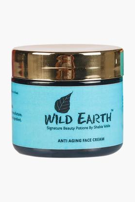 WILD EARTH Anti Aging Face Cream