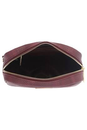 Womens Zip Closure Pouch