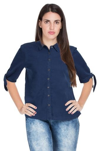 MSTAKEN -  Dark BlueMstaken Shop for Rs.3999 and Get Rs.500 off - Main