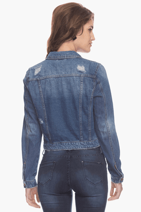 Womens Slim Fit Assorted Jacket