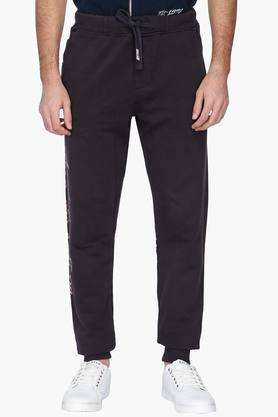 U.S. POLO ASSN. DENIM Mens Slim Fit Printed Casual Track Pants