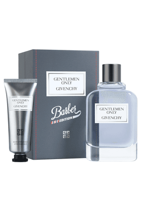 Go Barber Edition - Fragrance for Men - 100 ml EDT and After Shave Balm (A Complimentary Travel Bag with total purchase of Rs 5000 of Gyvenchy Fragrances)
