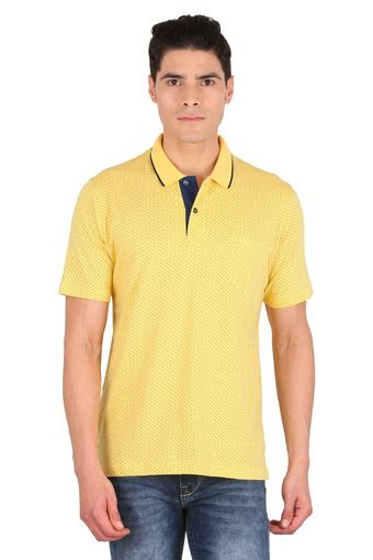 COLOR PLUS -  Yellow T-shirts - Main