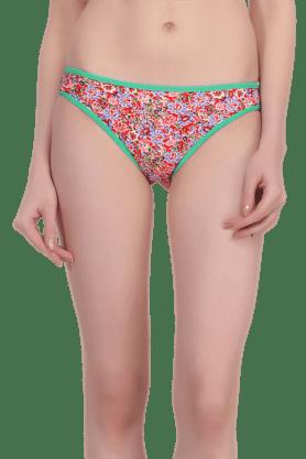 Womens Floral Printed Bikini