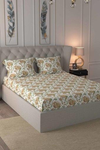 MASPAR -  NaturalDouble Bed Sheets - Main