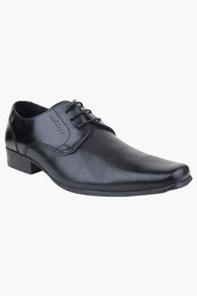 RED TAPE Mens Leather Lace Up Formal Derbys - 200997605