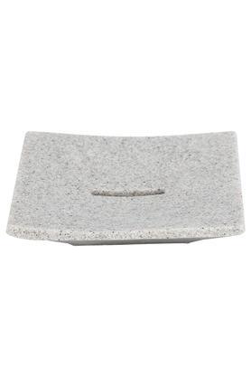 Square Slub Soap Dish