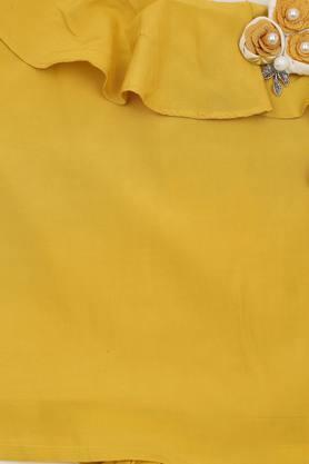 TINY GIRL - MustardCo-ordinates - 2
