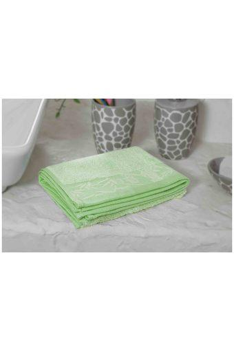 SPREAD -  Lime GreenHand & Face Towel - Main