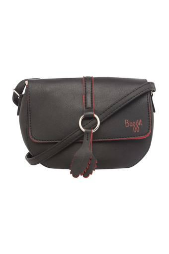 BAGGIT -  Black Wallets & Clutches - Main