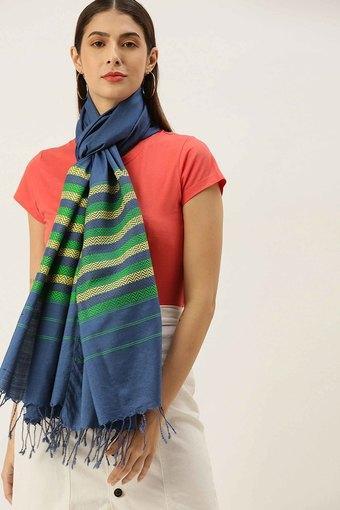 ARTEASTRI -  NavyScarf & Stoles - Main
