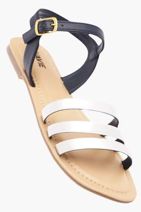 LAVIE Womens Casual Wear Buckle Closure Flats - 202520278