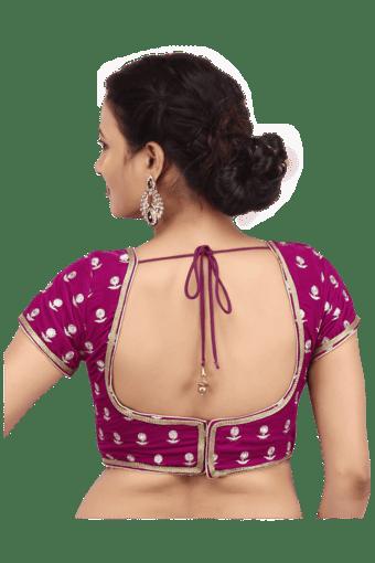 Women'S Velvet Blouse 100