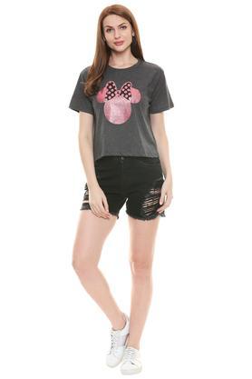 KRAUS - Anthra MelangeTopwear - 3