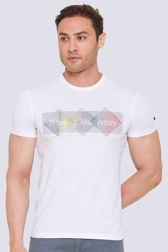 BEING HUMAN -  WhiteT-Shirts & Polos - Main