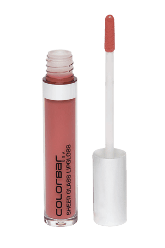 Sheer Glass Lip Gloss Nude Light Sgg002