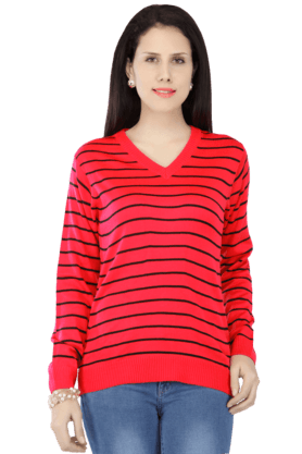 PARK AVENUE Women Printed Pullover