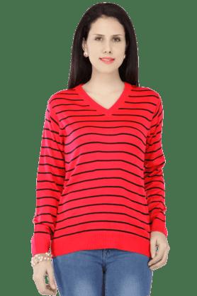 PARK AVENUEWomen Printed Pullover