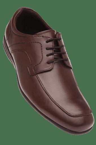 f7de1c383ef Buy HUSH PUPPIES Mens Leather Semi Formal Shoe
