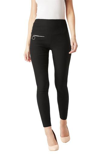 MISS CHASE -  BlackJeans & Leggings - Main