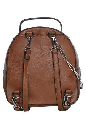 Womens Zip Closure Backpack