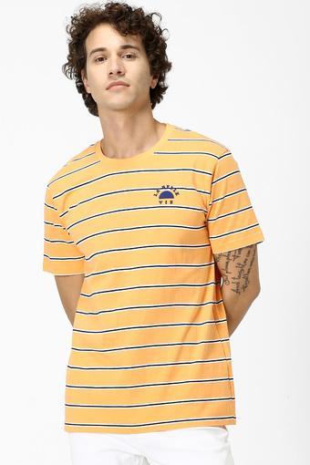 CELIO JEANS -  OrangeT-Shirts & Polos - Main