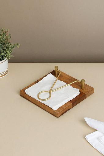 BACK TO EARTH -  Brown Table Accessories - Main