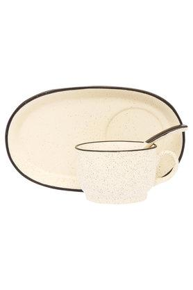 HARRISA - Off White Bowls - 1