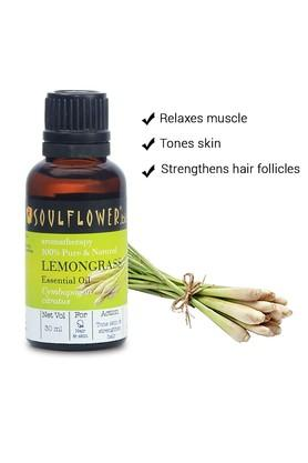 Lemongrass Essential Oil - 30ml