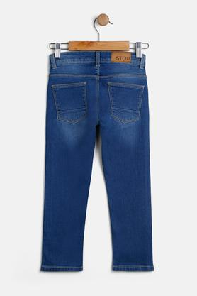 STOP - Mid Stone Jeans - 1