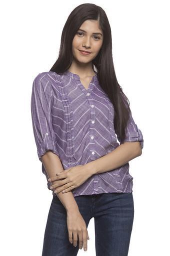 LATIN QUARTERS -  PurpleShirts - Main