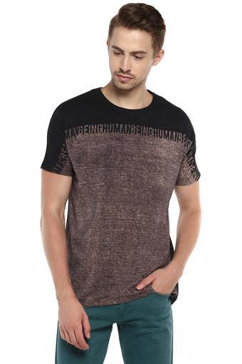 BEING HUMAN -  BlackT-shirts - Main