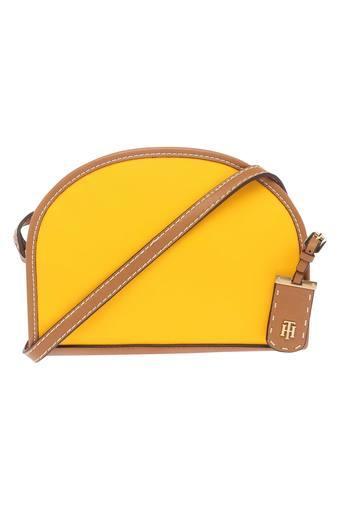 TOMMY HILFIGER -  YellowHandbags - Main