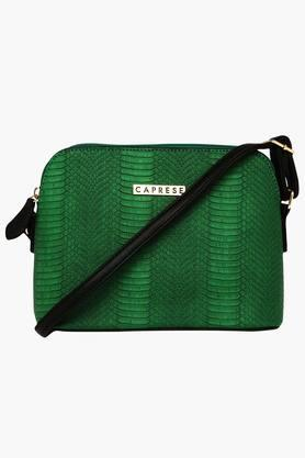 CAPRESE Womens Zipper Closure Sling Bag - 201228498