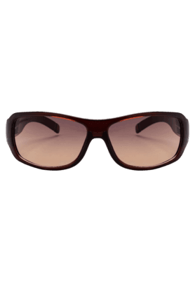 FASTRACKUnisex Full Rim Wayfarers-P089BR2