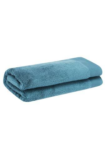 MICROCOTTON -  Blue Towels - Main