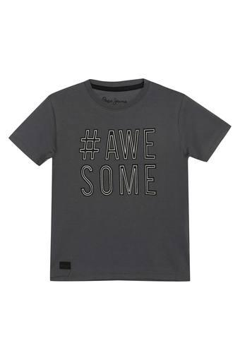 PEPE KIDS -  Grey Topwear - Main