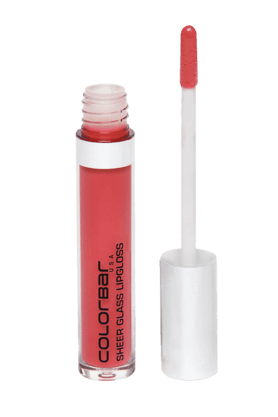 COLORBAR Sheer Glass Lip Gloss Coral Embrace SGG007