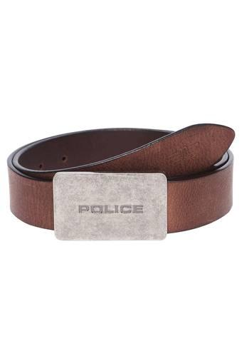 POLICE -  Brown Cross Police Flat 60% Off - Main