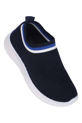 B130 -  Navy Casuals Shoes - Main